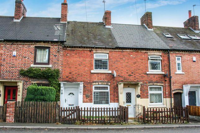 Thumbnail Terraced house for sale in Belper Road, Stanley Common, Ilkeston