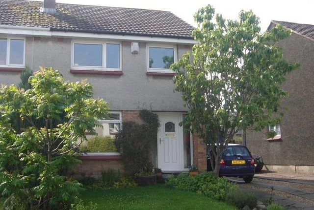 Thumbnail Semi-detached house to rent in Bonnytoun Avenue, Linlithgow