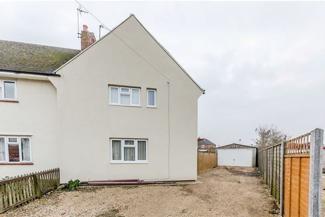 3 bed end terrace house for sale in Upton Place, Littleport, Ely