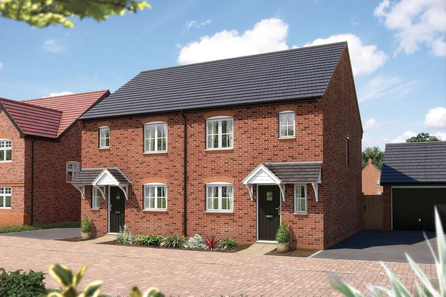 """3 bedroom semi-detached house for sale in """"The Southwold"""" at Marsh Lane, Nantwich"""