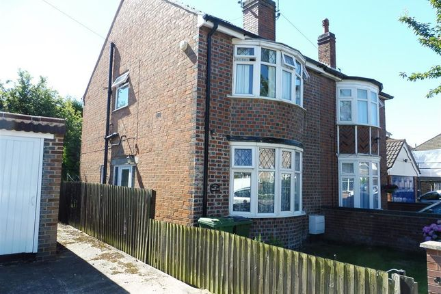 Thumbnail Semi-detached house to rent in Percy Street, Leicester