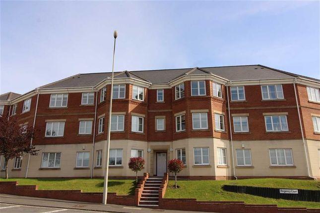 Thumbnail Flat for sale in Regency Court, Dibdale Road West, Dudley
