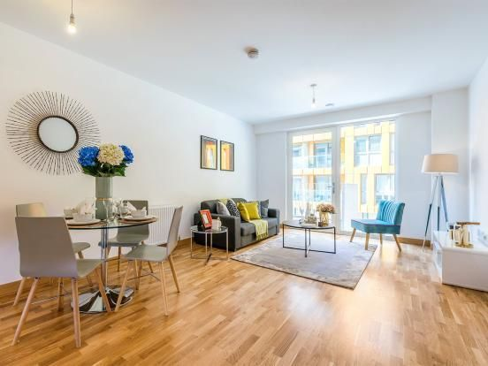 Thumbnail 1 bed flat for sale in Precision, Christchurch Way, Greenwich, London