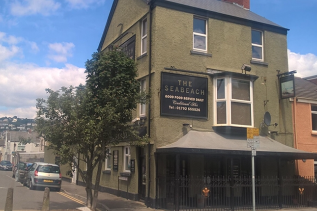 Thumbnail Pub/bar for sale in Freehold Oystermouth Road, Swansea