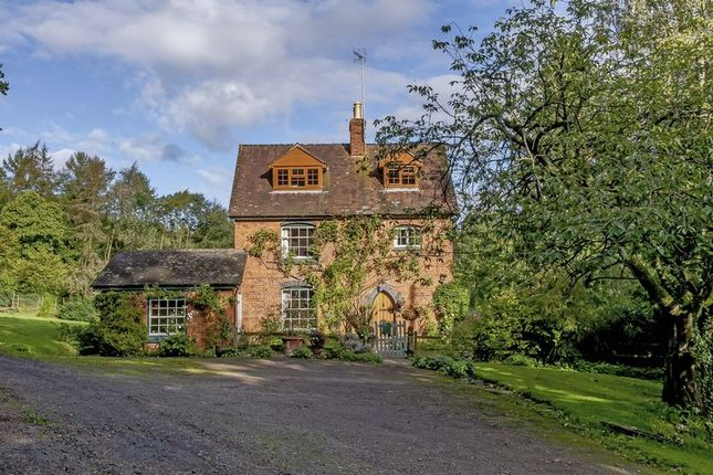 Thumbnail Detached house for sale in Putley Common, Ledbury, Herefordshire