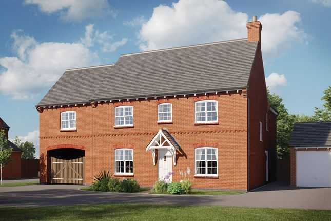 Thumbnail Detached house for sale in Great Lane, Frisby On The Wreake