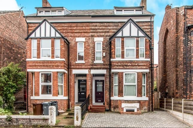 Thumbnail Semi-detached house for sale in Keppel Road, Chorton Cum Hardy, Manchester, Greater Manchester