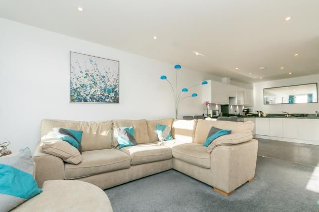 Thumbnail Flat for sale in Plough Road, Yateley, Hampshire