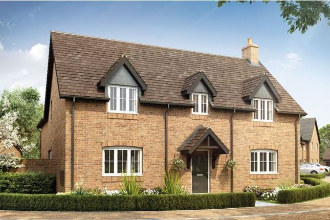 Detached house for sale in Armscote Road, Newbold-On-Stour, Warwickshire