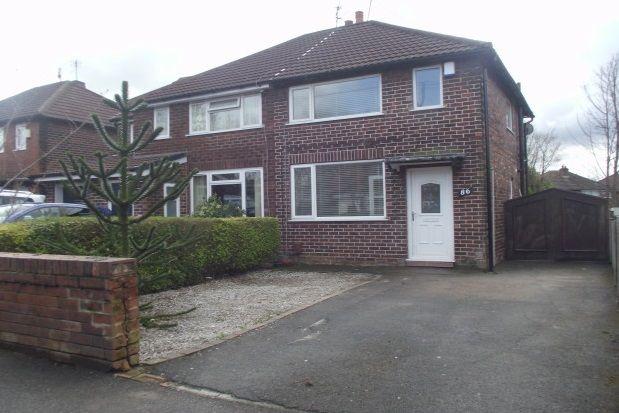 Thumbnail Property to rent in Osborne Street, Bredbury, Stockport