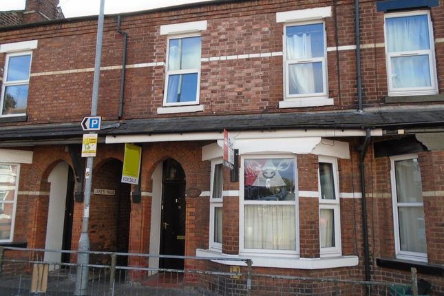Thumbnail Terraced house for sale in Bouverie Street, Chester