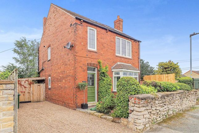 3 bed detached house for sale in North Road, Brotherton, Knottingley WF11