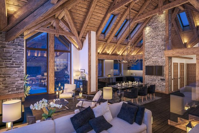 Thumbnail Chalet for sale in Meribel, Rhone Alps, France