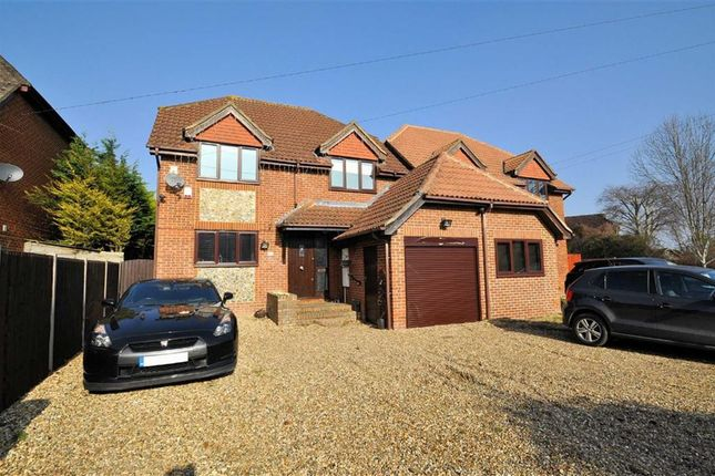 Thumbnail Link-detached house for sale in Ouseley Road, Wraysbury, Berkshire