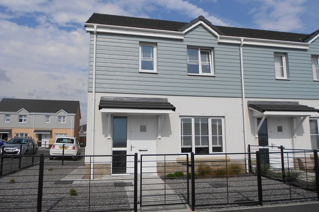 Thumbnail Semi-detached house for sale in Bayview Close, Port Talbot, West Glamorgan.