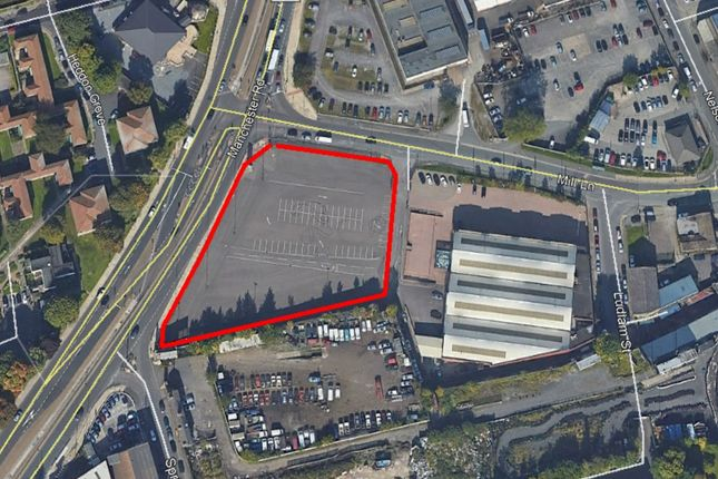 Thumbnail Land to let in Mill Lane / Manchester Road, Bradford