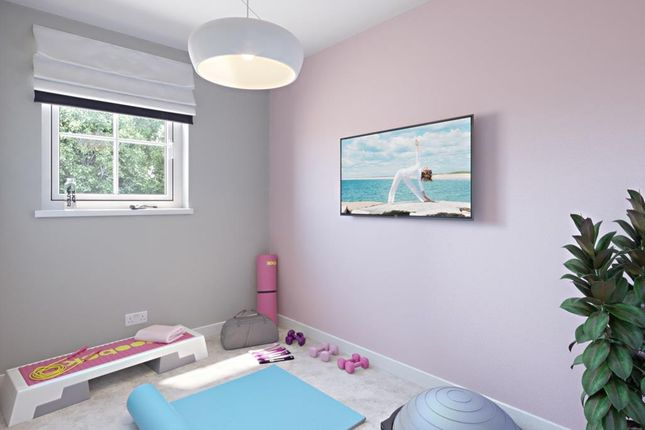 """Yoga Room of """"Woodcroft"""" at Glynn Road, Peacehaven BN10"""