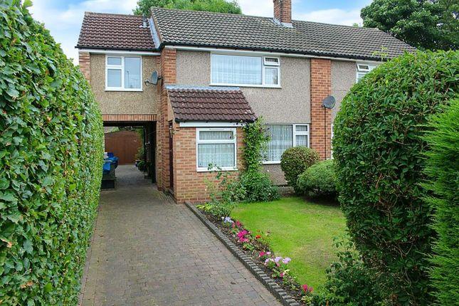 Thumbnail Semi-detached house for sale in Fairways Close, Harrogate