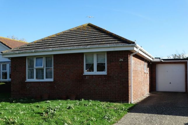 Thumbnail Detached bungalow for sale in Spinney Close, Selsey, Chichester