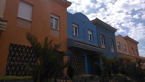 Exterior of Spain, Málaga, Benalmádena