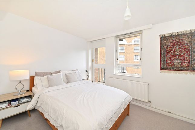 Bedroom Two of Burr Close, London E1W