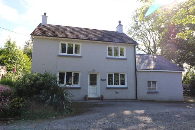 Thumbnail Detached house for sale in Dihewyd, Nr. Aberaeron