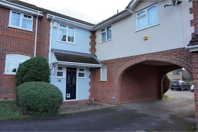 Thumbnail End terrace house to rent in Dodsells Well, Wokingham