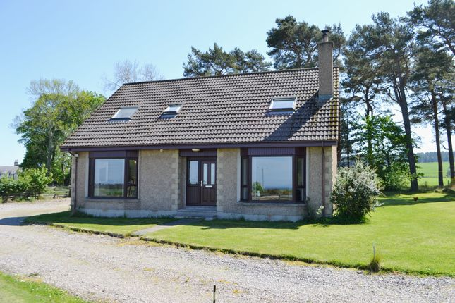 Thumbnail Detached house for sale in Castle Street, Forres