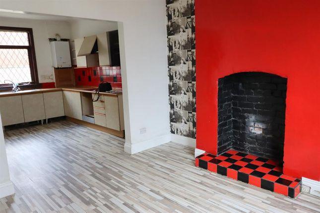 Living Room of Hillside Road, Coundon, Bishop Auckland DL14