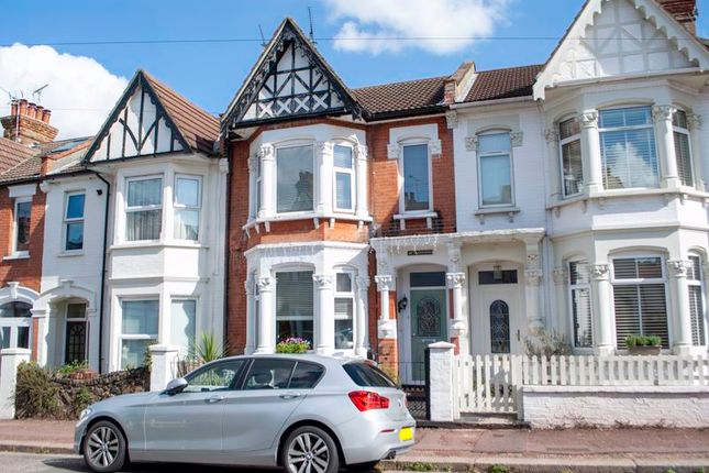 3 bed terraced house for sale in Ramuz Drive, Westcliff-On-Sea SS0