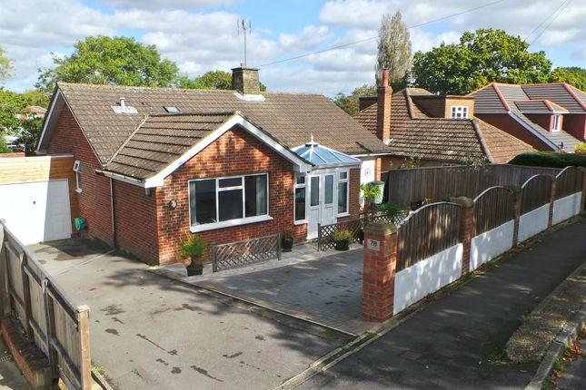 2 bed detached bungalow for sale in Blackbrook Park Avenue, Fareham PO15