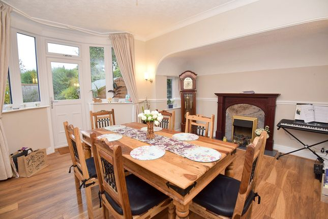 Thumbnail Detached house to rent in Highfield Road, Timperley, Altrincham