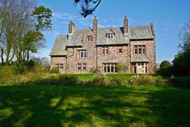 Thumbnail Detached house for sale in The Old Vicarage, Irton, Holmrook, Cumbria