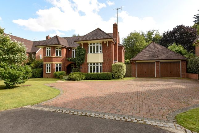 Thumbnail Detached house for sale in Carlesgill Place, Henley-On-Thames