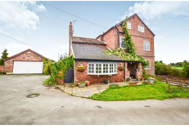 Thumbnail Detached house for sale in Oakes Corner, Hatherton, Nantwich