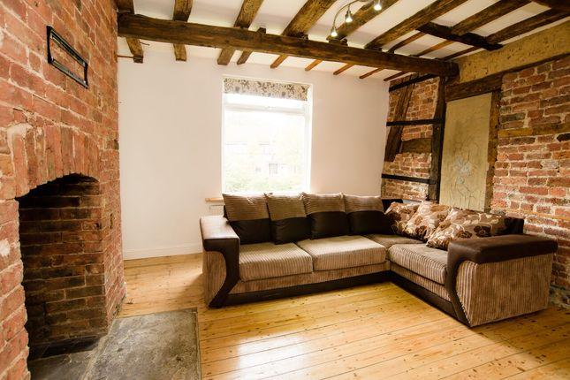 Thumbnail End terrace house to rent in Currier Lane, Ashton-Under-Lyne, Greater Manchester
