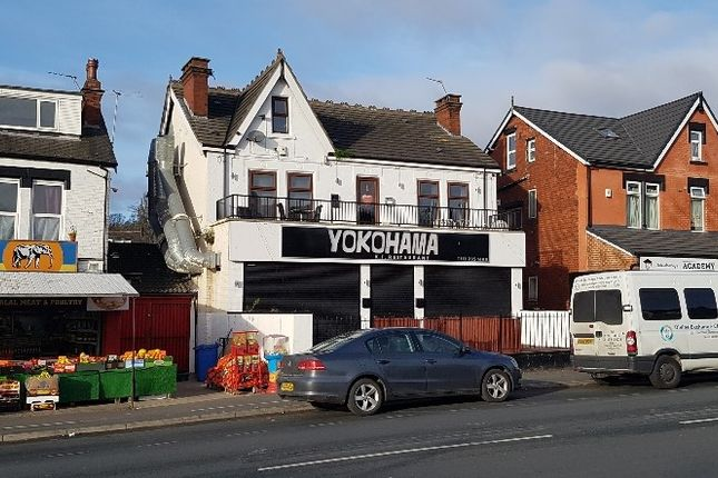 Thumbnail Restaurant/cafe for sale in Roundhay Road, Leeds