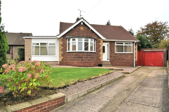 Thumbnail Detached bungalow for sale in Greno Road, Swinton, Mexborough