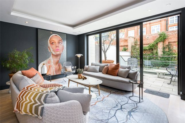 Thumbnail Terraced house for sale in Rainsborough Square, Fulham, London