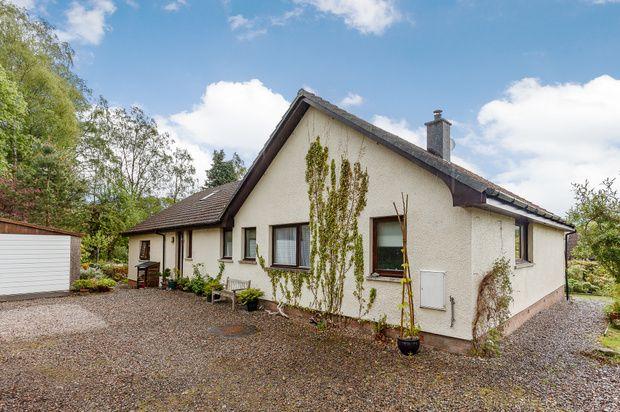 Thumbnail Detached bungalow for sale in Spean Bridge, Spean Bridge