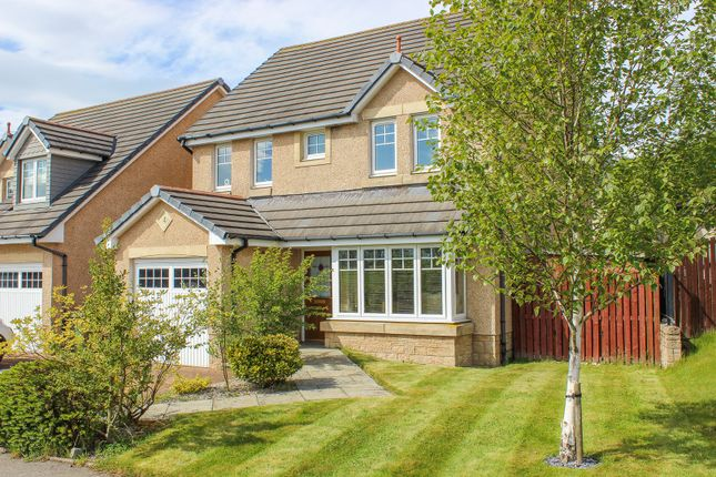 Thumbnail Detached house for sale in Canmore Gardens, Kingseat, Newmachar, Aberdeen