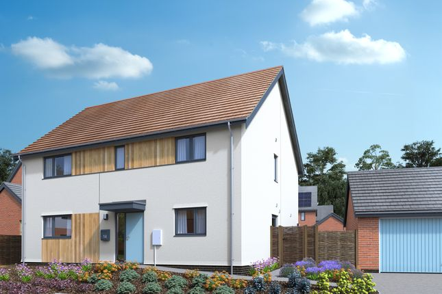 Thumbnail Detached house for sale in Walnut Tree Fields, Mattishall, Dereham