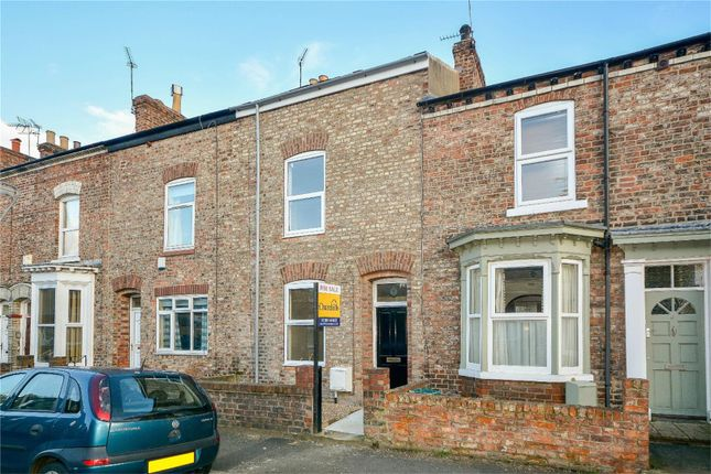 Thumbnail Terraced house for sale in Nicholas Street, York