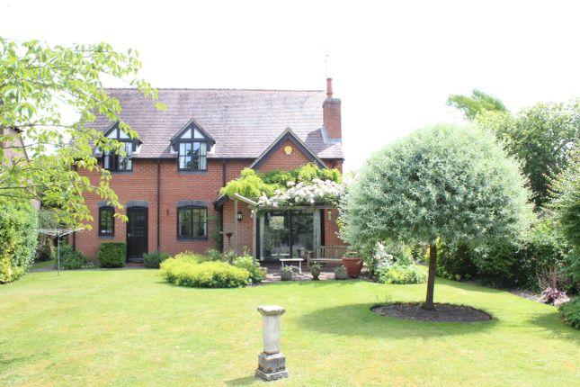 Thumbnail Detached house for sale in Wallingtons Road, Kintbury