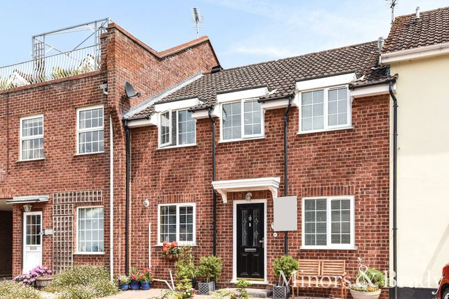 Thumbnail Terraced house for sale in Lower Street, Horning, Norwich