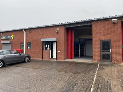 Light industrial for sale in Unit 27, Birchbrook Industrial Park, Shenstone, Lichfield, Staffs