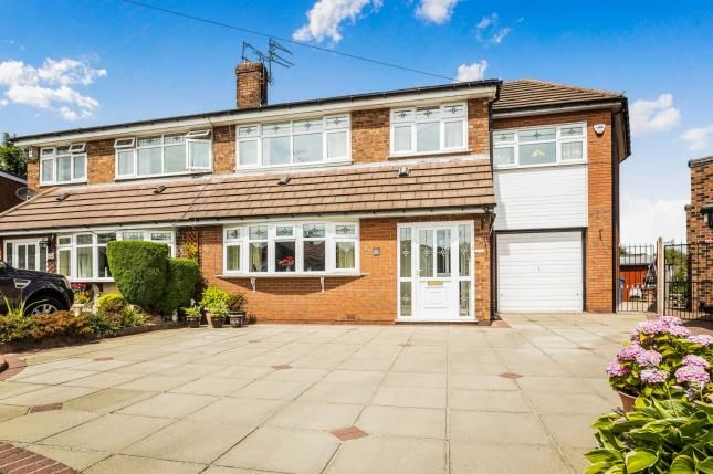 Thumbnail Semi-detached house for sale in Baileys Close, Widnes, Cheshire, Tbc