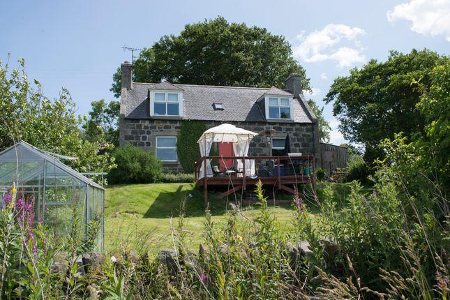 Thumbnail Farmhouse for sale in Tarryblake, Rothiemay, Huntly