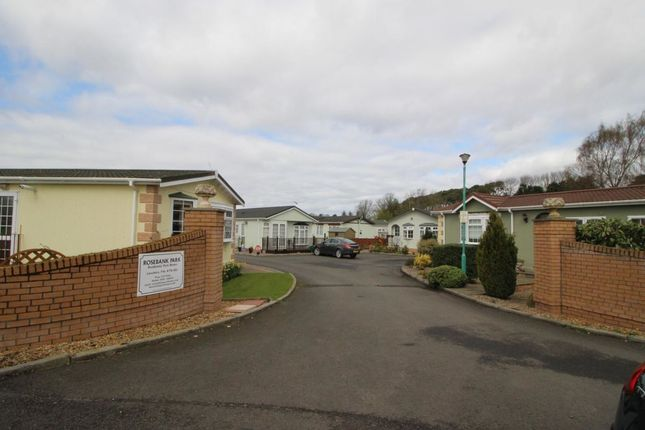 Thumbnail Bungalow for sale in Rosebank Park Homes Meadow Road, Leuchars, St. Andrews