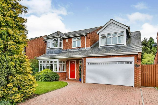 Thumbnail Detached house for sale in Handley Cross, Medomsley, Consett
